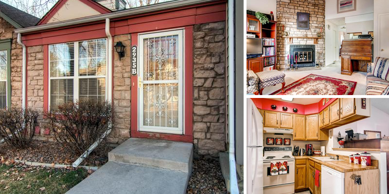 Sold! Ranch Style Townhome in Cobblestone Village