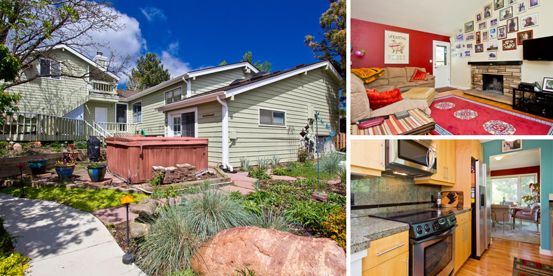 Sold! Beautifully Maintained 4 Bed / 3 Bath Home in Boulder
