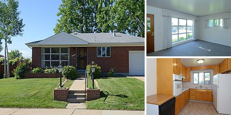 Sold! Beautifully Maintained Home in Denver
