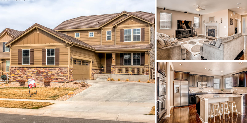 Sold! Immaculate 5 bed 4 Bath in Anthem Highlands – Broomfield!