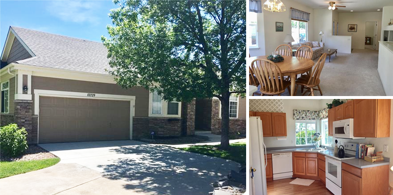 Sold! They found the Perfect Ranch Home!