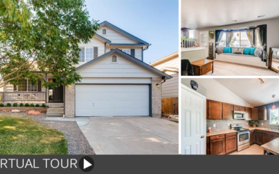 Just Listed! Beautiful 3 Bed – 3 Bath