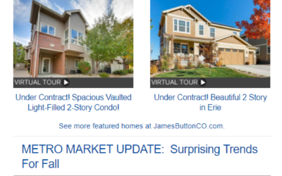 November Newsletter: 🏠 Sellers Get Full Price and Move Up For The Holidays!