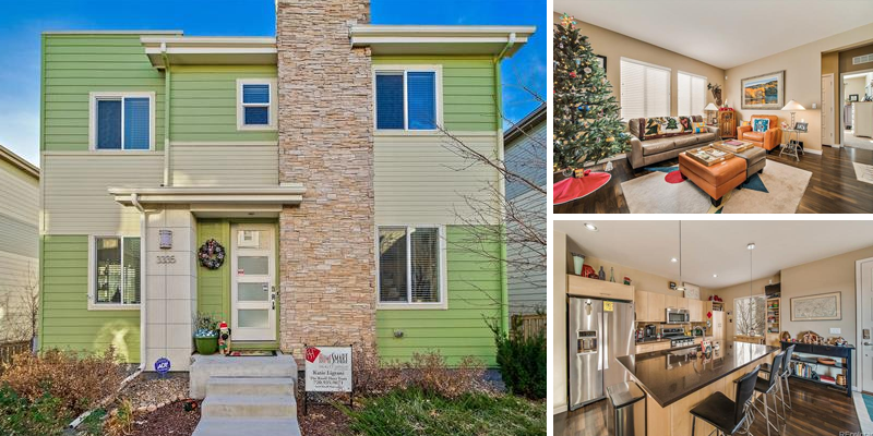 Sold! Beautiful & Modern Home in Highlands Ranch