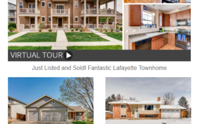 June Newsletter: ? Join us for the 4th of July at Lake Waneka + 3 Homes in Denver, Lafayette, etc.