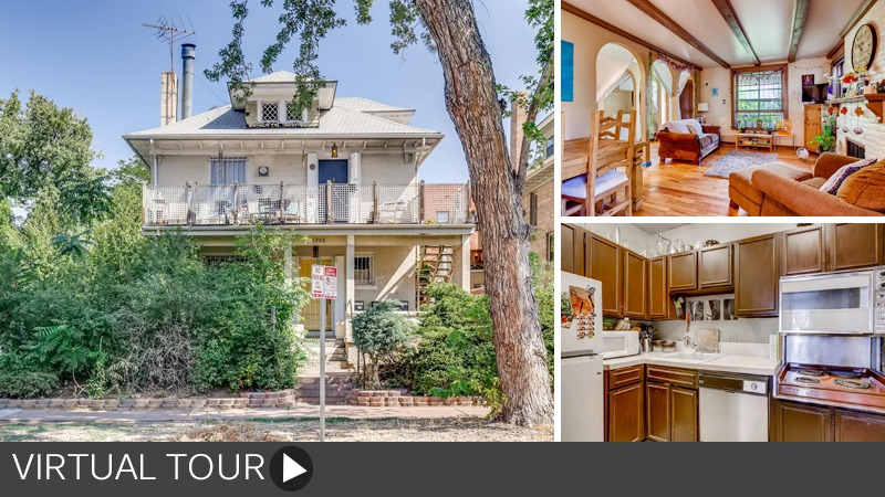 Under Contract! 3 Unit Income Property in Cheesman Park