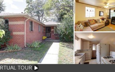 New Listing! Charming Single Family Home in Denver