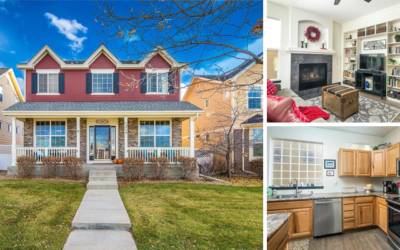 Under Contract! 4 Beds & 4 Baths in Arvada