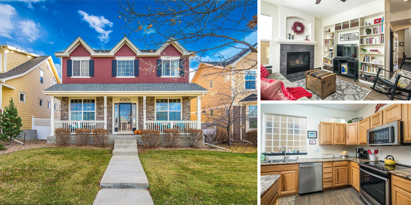 Sold! 4 Beds & 4 Baths in Arvada