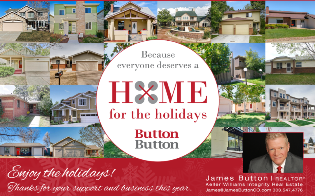 December Newsletter: ? Holiday tidings for sellers and buyers!