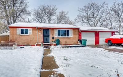 Just listed! Centrally Located Brick Ranch
