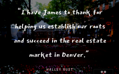 Halley Rust: Establishing roots and succeeding in the real-estate!