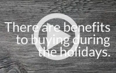 4 Benefits To Buying During The Holidays