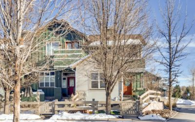 Under Contract! Beautiful End-Unit Townhome in Indian Peaks!