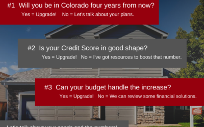 Should You Upgrade Your Home?