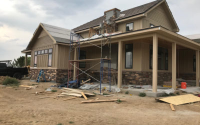 Under Contract: Amazing Custom New Build in Berthoud